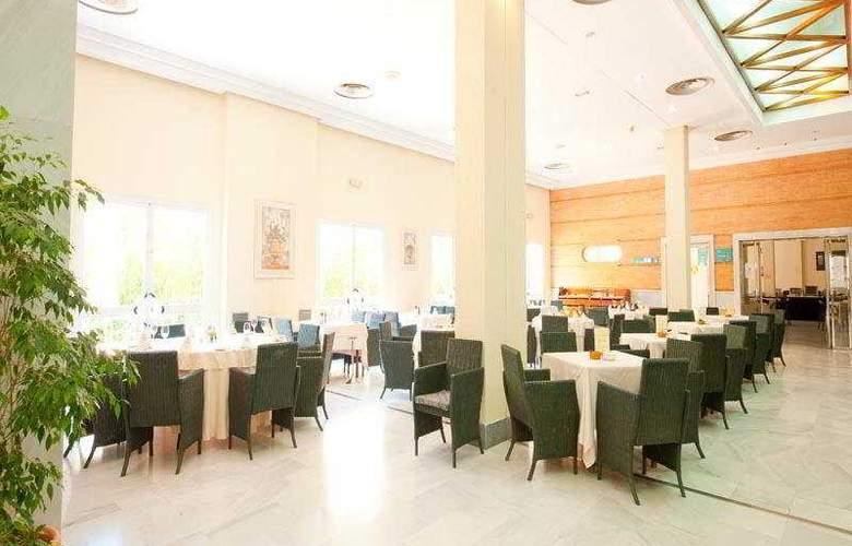 TRH La Motilla - Restaurant - 8