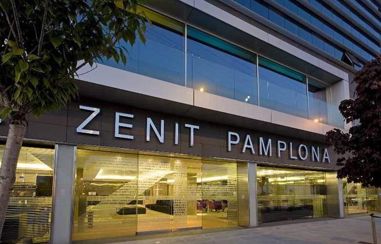 Zenit Pamplona - Hotel - 8