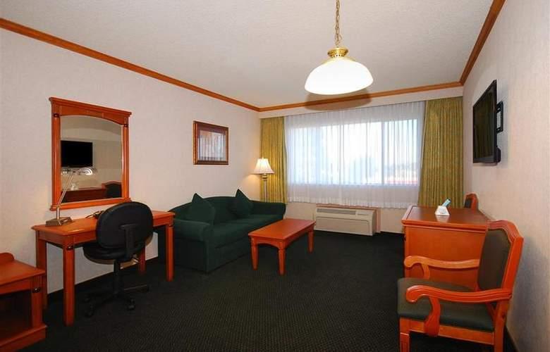 Best Western Los Angeles Worldport Hotel - Room - 16