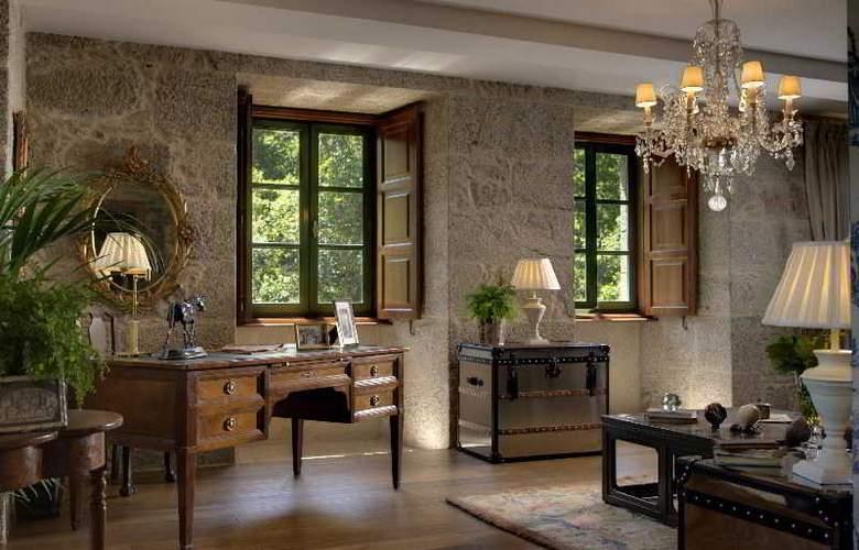 Hotel Spa Relais & Châteaux A Quinta da Auga - Room - 23