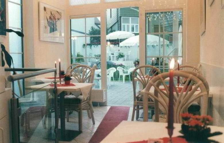 Relax Hotel Stuttgart - Restaurant - 5
