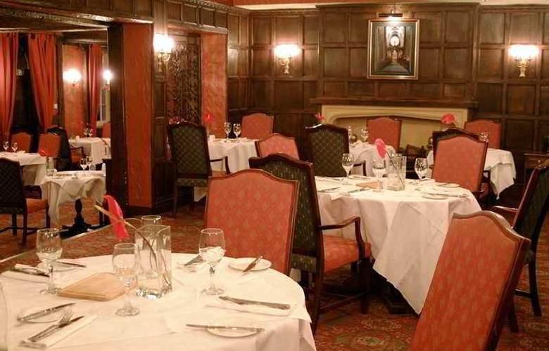 Three Tuns - Restaurant - 8