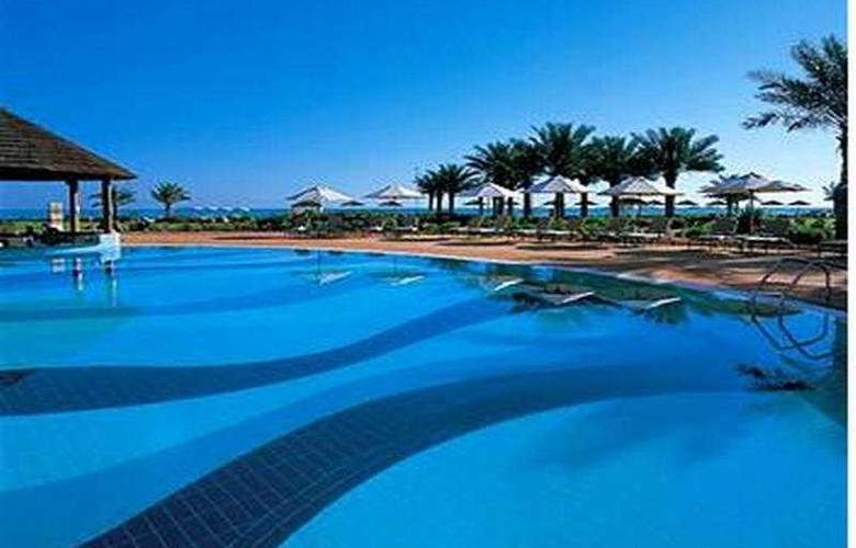 Danat Resort Jebel Dhann - Pool - 6