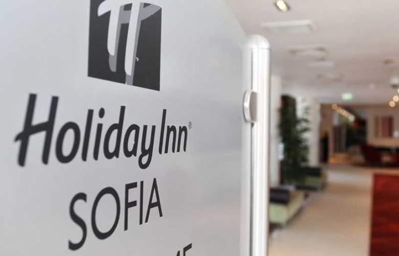 Holiday Inn Sofia - General - 18