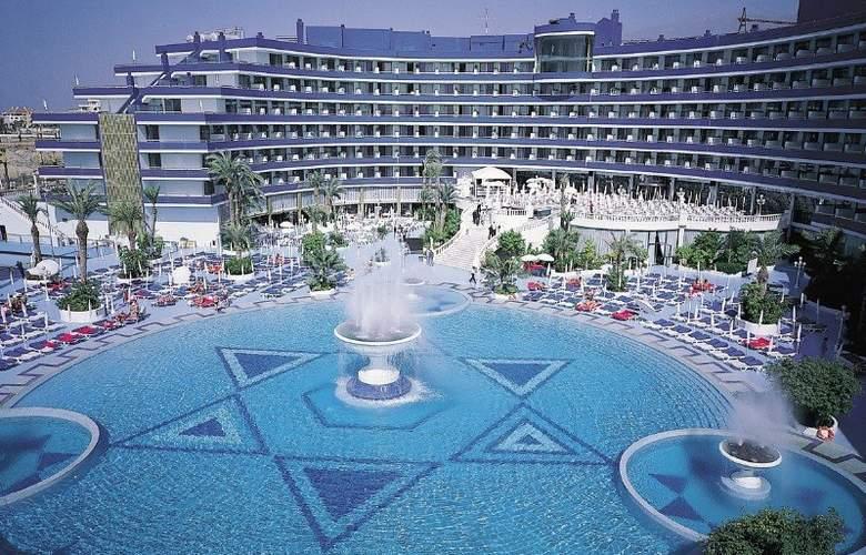 Mediterranean Palace - Hotel - 0
