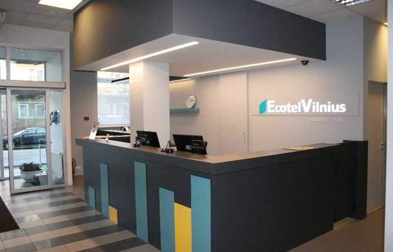 Ecotel Vilnius - General - 1