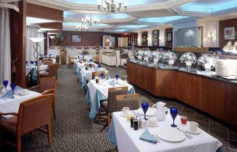 Hilton Boston/Dedham - Hotel - 7