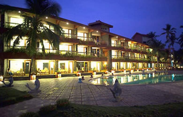 Uday Samudra Leisure Beach Hotel - Hotel - 0