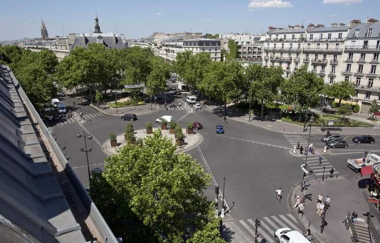 Hipotel Paris Voltaire Bastille - Terrace - 3