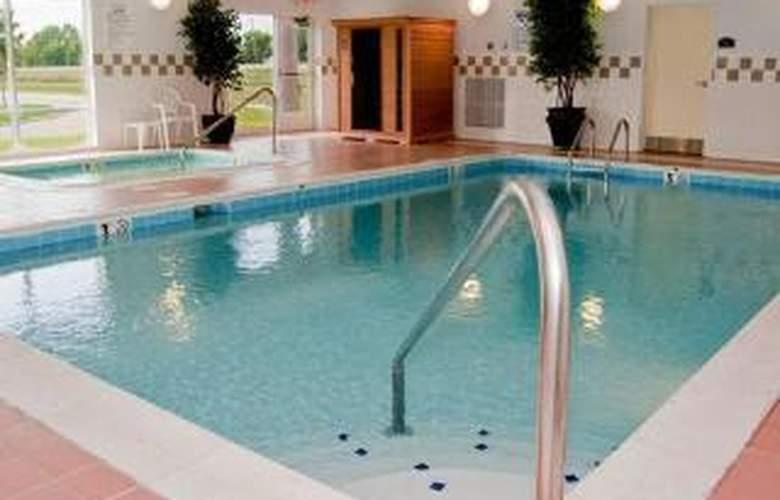 Comfort Suites Fortune Circle West - Pool - 6