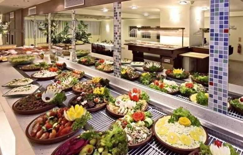 Metropolitan Suites - Restaurant - 12