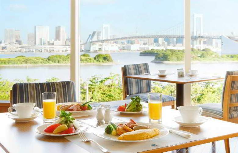 Hilton Tokyo Odaiba - Restaurant - 4