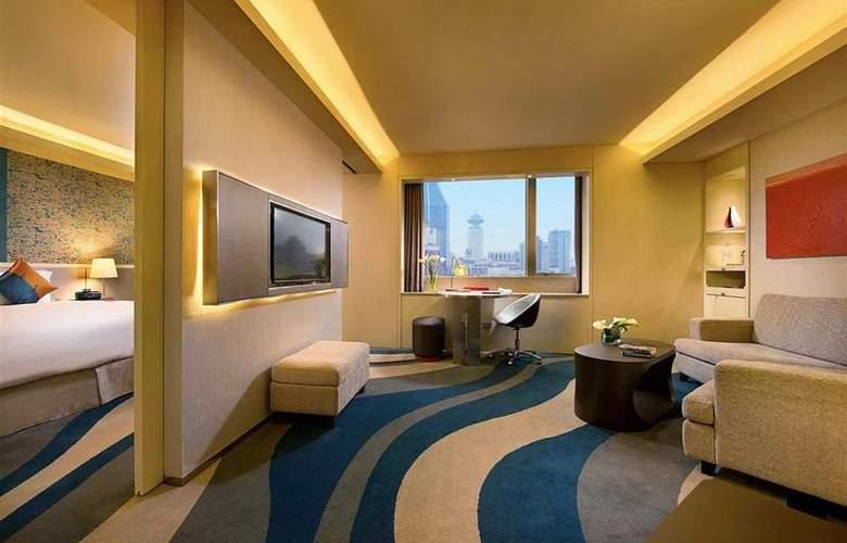 Sofitel Shanghai Hyland - Room - 93