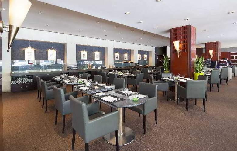 NH Leonardo Da Vinci Rome - Restaurant - 32