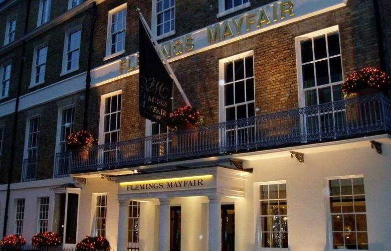 Flemings Hotel, Mayfair - General - 1