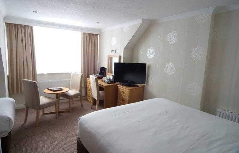 Best Western Cumberland - Hotel - 47