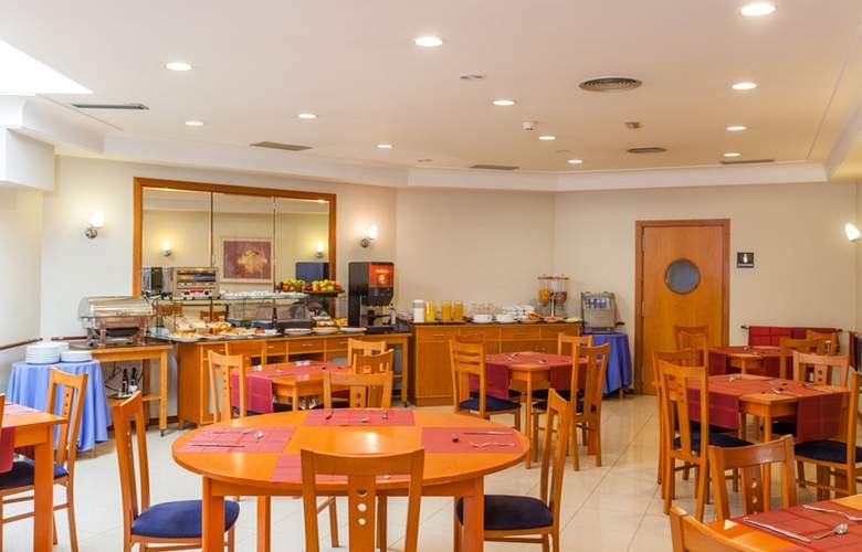 Ciudad De Compostela - Restaurant - 22