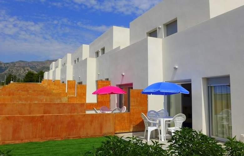 Sun Dore Rentalmar - Terrace - 31
