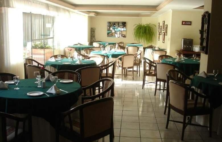House Inn Apart Hotel - Restaurant - 6