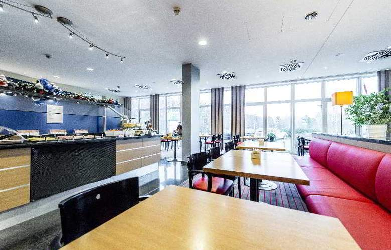 Holiday Inn Express Frankfurt Airport - Restaurant - 29