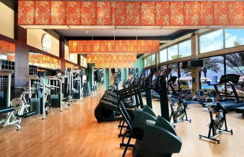Radisson Blu Hotel & Resort, Abu Dhabi Corniche - Sport - 8