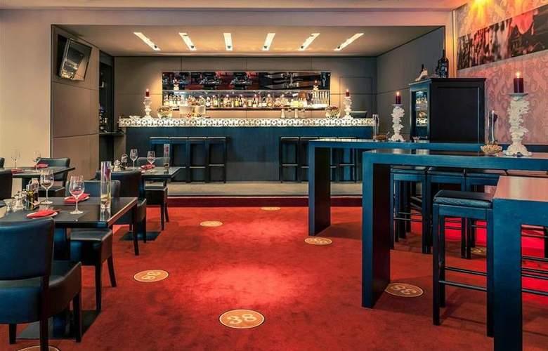 Mercure Duesseldorf Seestern - Bar - 51