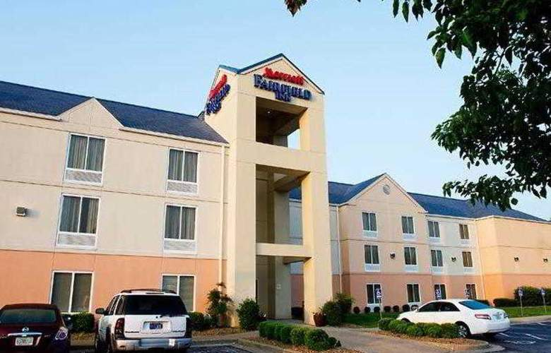 Fairfield Inn Evansville East - Hotel - 0