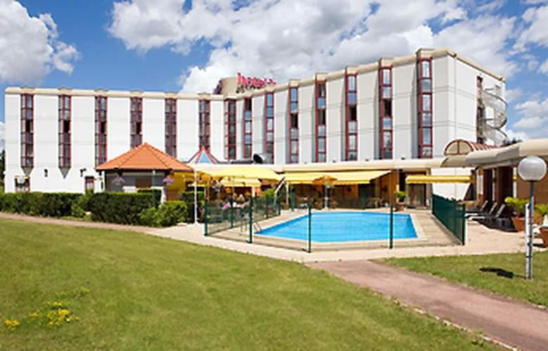 Mercure Lyon L'isle d'Abeau - Hotel - 0