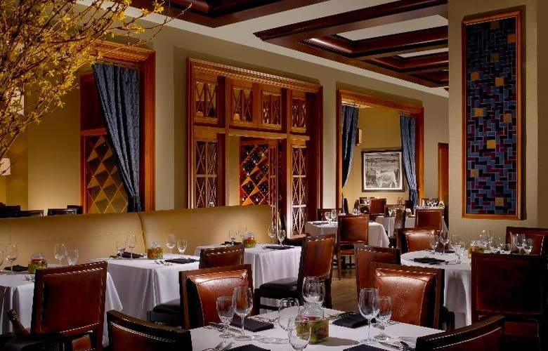 Omni Fort Worth Hotel - Restaurant - 18