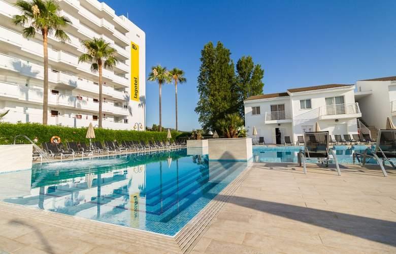 Eix Lagotel Hotel y apartamentos - Hotel - 0