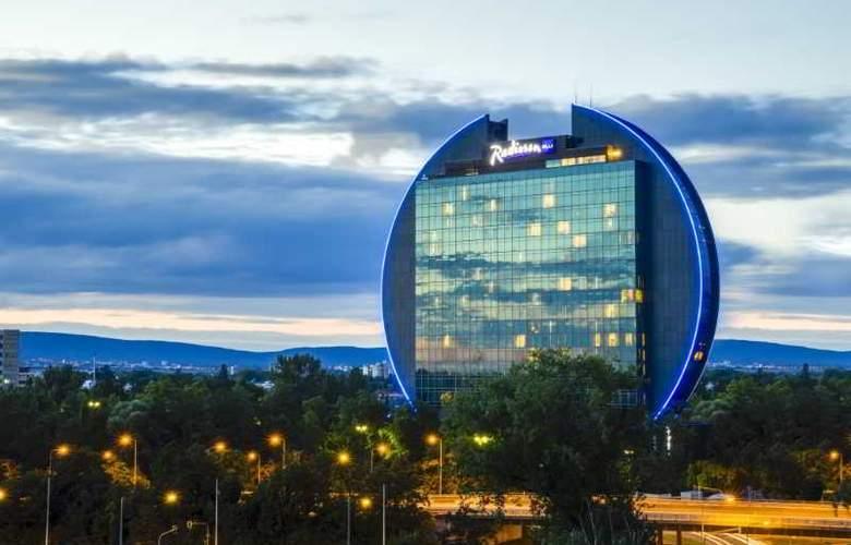 Radisson Blu Hotel Frankfurt - Hotel - 0