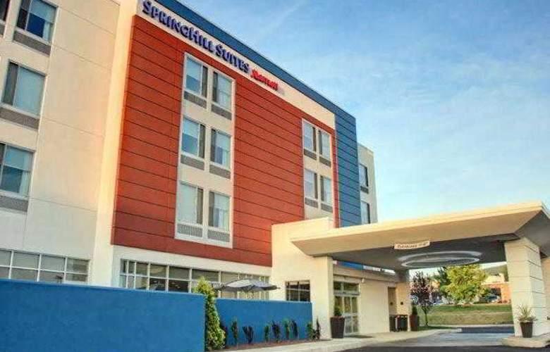 SpringHill Suites Scranton Wilkes-Barre - Hotel - 6