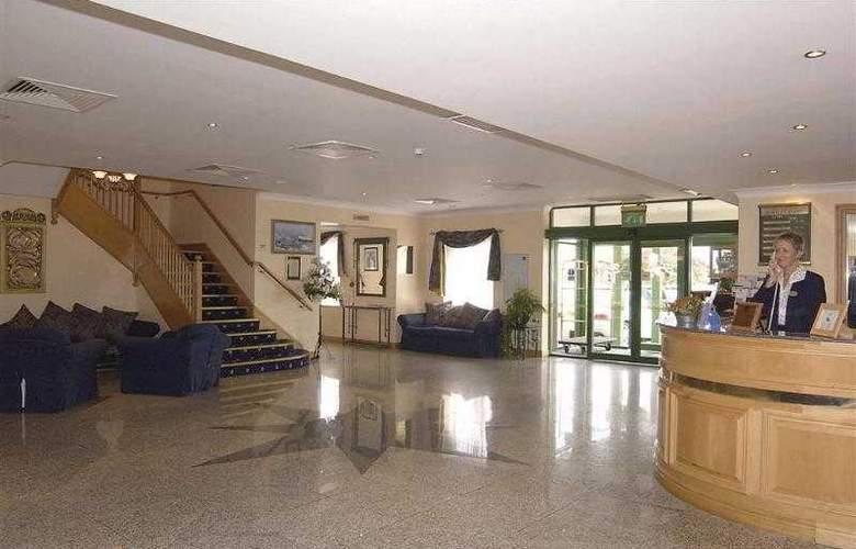 Best Western Bentley Leisure Club Hotel & Spa - Hotel - 90