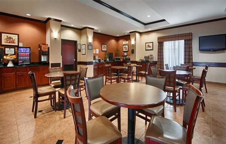 Best Western Plus Katy Inn & Suites - Restaurant - 66