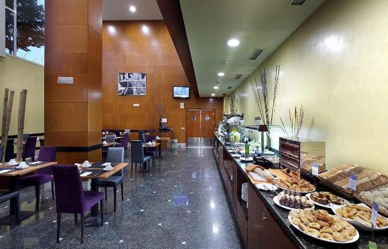 Eurostars Gran Madrid - Restaurant - 22