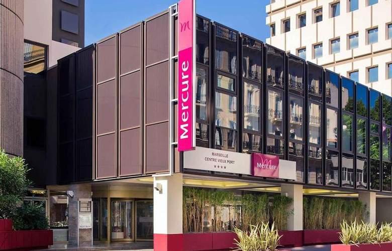 Mercure Marseille Centre Vieux Port - Hotel - 53