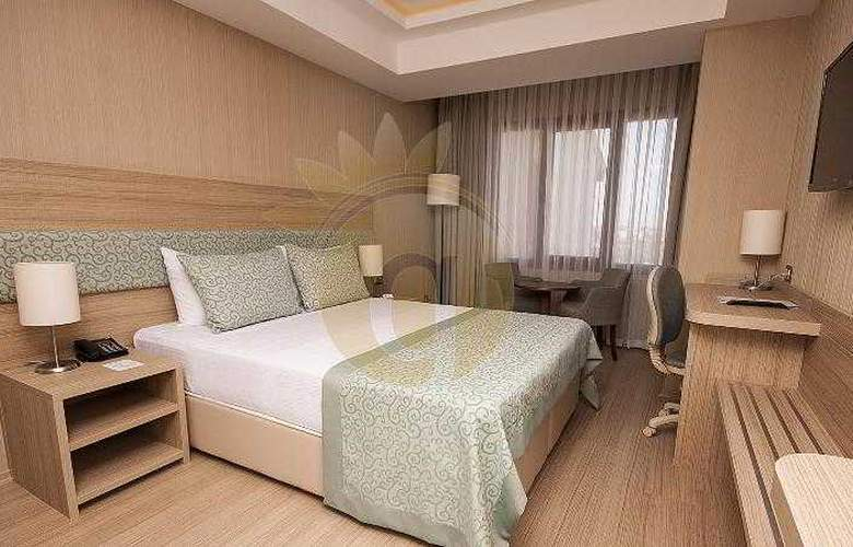 Golden Way Hotel Giyimkent - Room - 2