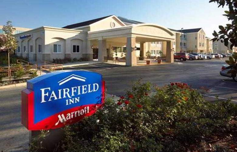 Fairfield Inn Sacramento Cal Expo - Hotel - 0