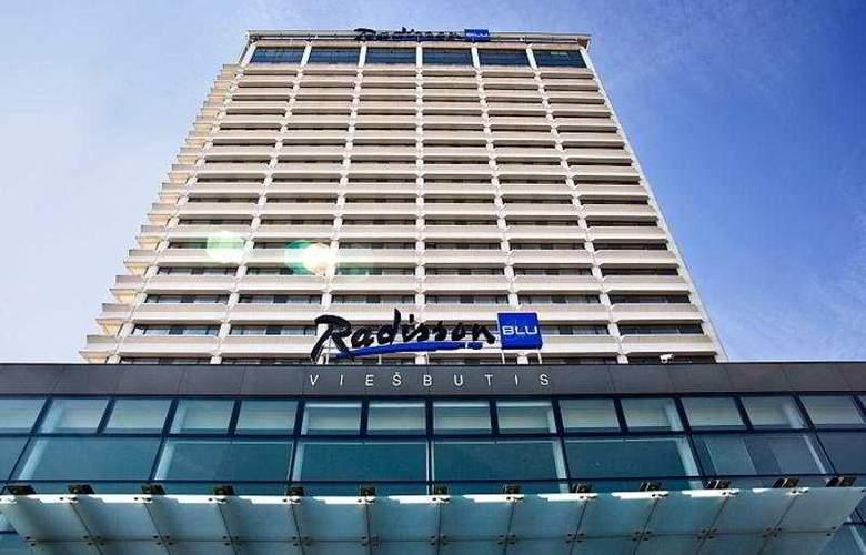 Radisson Blu Hotel Lietuva - Hotel - 0