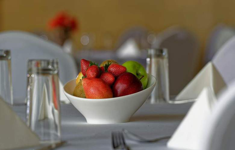 Fraser Suites Doha - Restaurant - 23