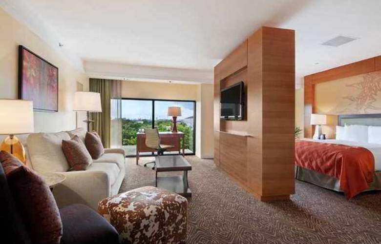 Hilton University of Houston - Hotel - 6