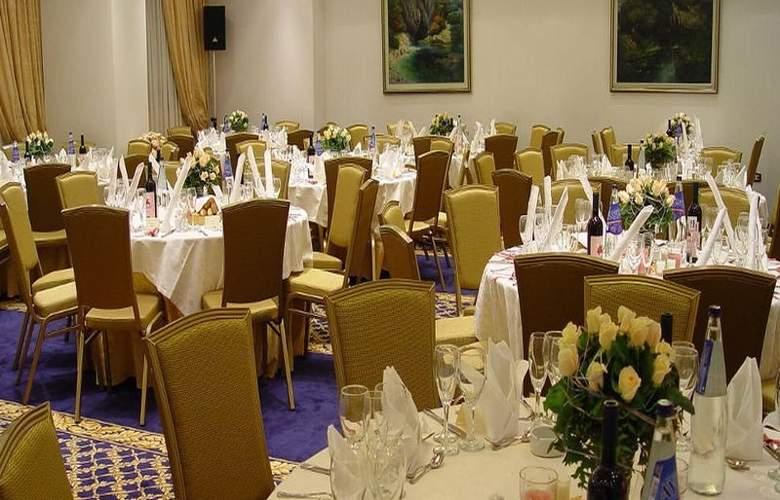 Patras Palaca Hotel - Restaurant - 5