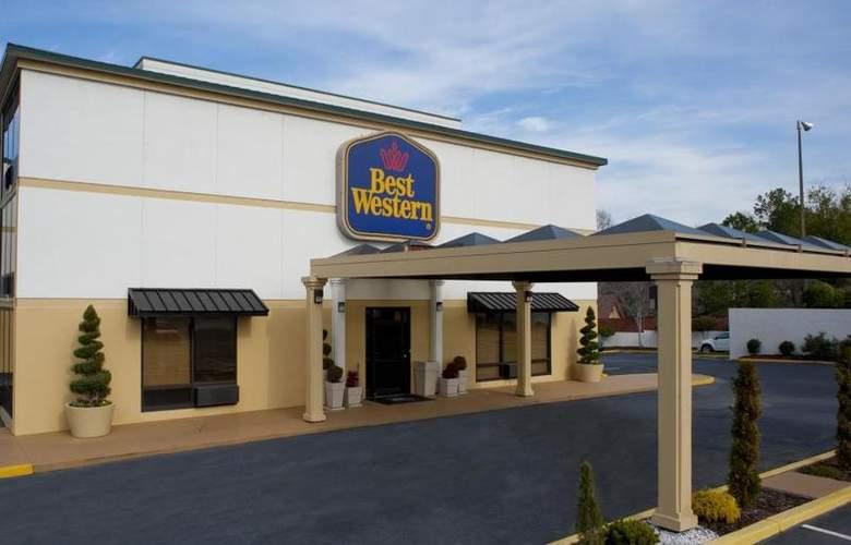 Best Western Columbus - Hotel - 64