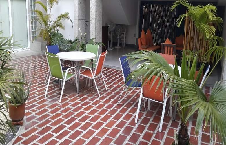 Casa Santa Monica Norte - Hotel - 12