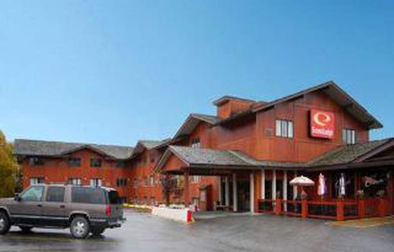 Econo Lodge Airport - Hotel - 0