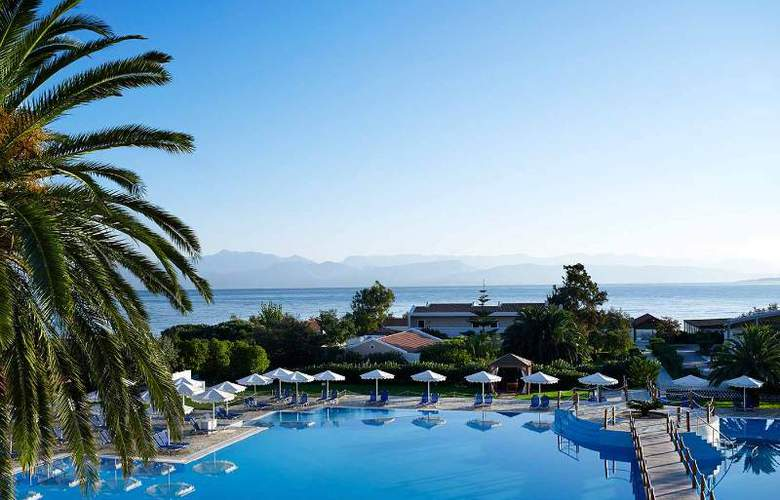 Mitsis Roda Beach Resort & Spa - Pool - 16