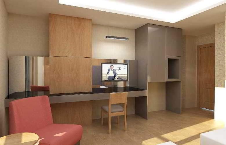 Blueway Hotel City - Room - 2