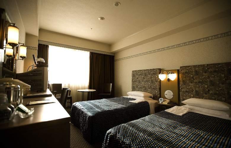 Takanawa Tobu Hotel - Room - 21