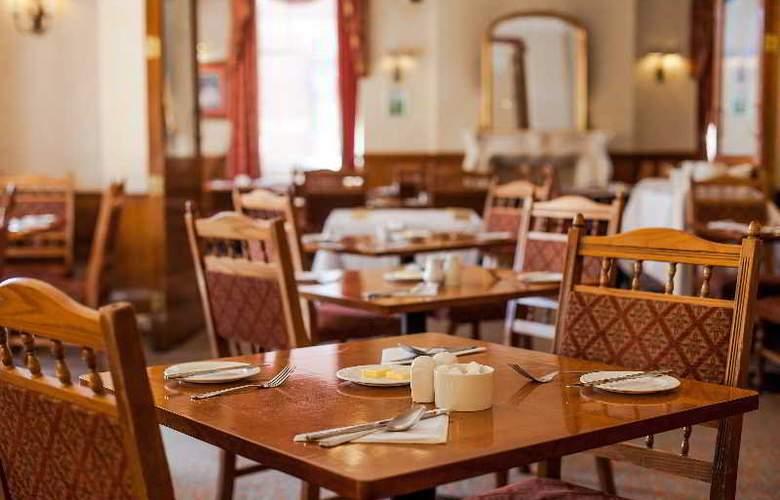 Scarisbrick Hotel - Restaurant - 8