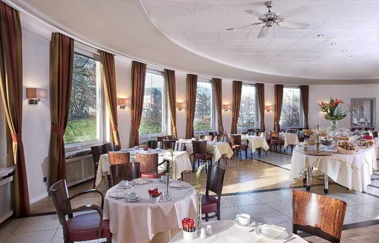Park Hotel Am Berliner Tor  - Restaurant - 19